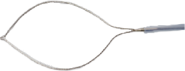 Disposable Oval Snare - 1.8mm Dia. X 1500mm